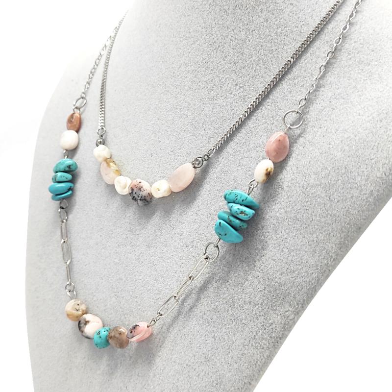 collana-gipsy-con-perle-e-pietre-dure-naturali