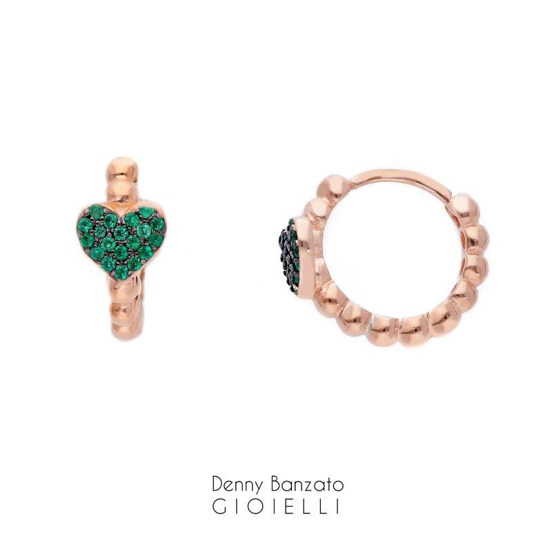 orecchini-crystal-heart-verde