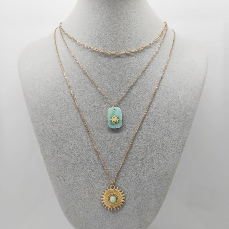 collana-dorata-zenith-con-pietra-azzurra
