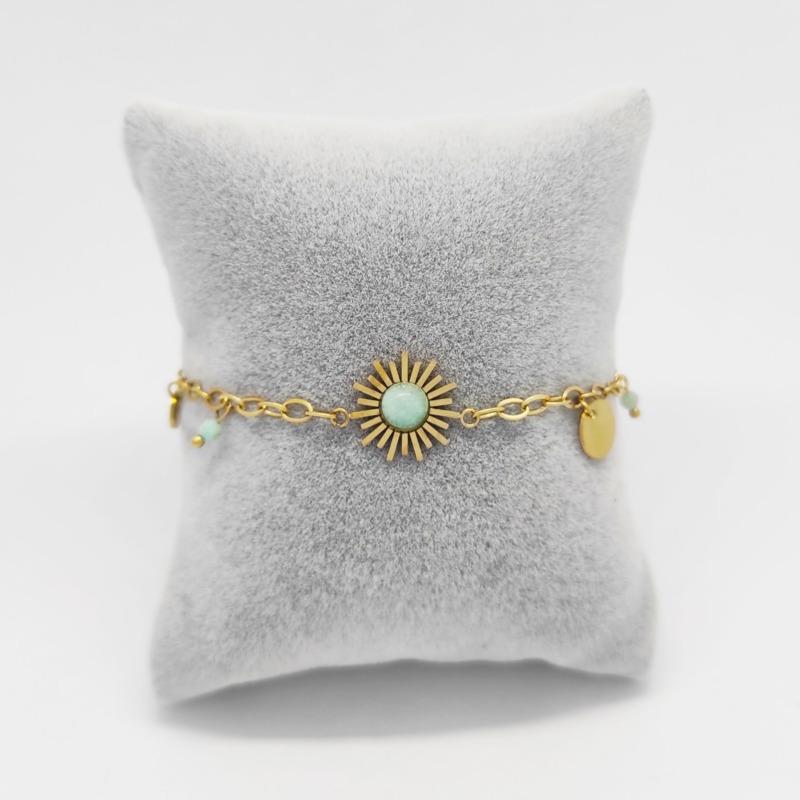 bracciale-zenith-dorato-pietra-azzurra